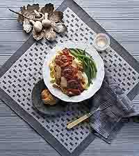 Pork and Mushroom Ragout