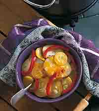 Garden Potato Casserole