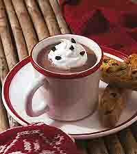 Triple Delicious Hot Chocolate
