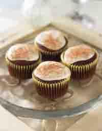 Chocolate Tiramisu Cupcakes
