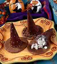Witches' Snack Hats