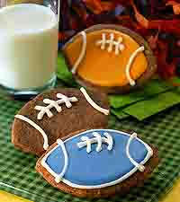 Nutty Footballs