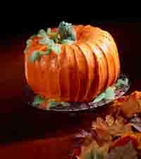 Pumpkin Palooza Cake