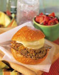 Easy Beefy Sandwich