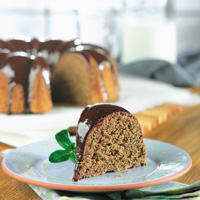 Aunt Lucille's Chocolate Pound Cake