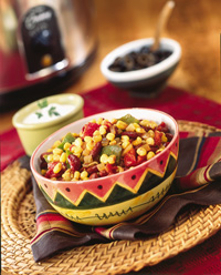 Southwestern Corn and Beans