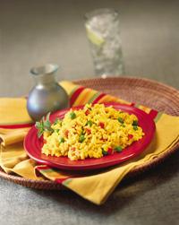 Spanish Paella-Style Rice