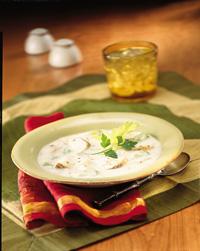 Peppery Potato Soup