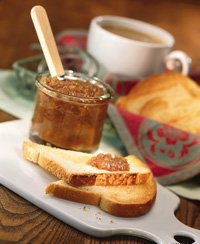 Chunky Sweet Spiced Apple Butter
