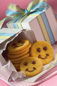 Smilin' Cookies
