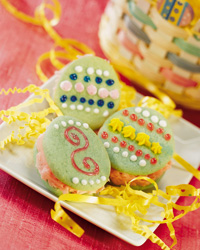 Eggs-Cellent Easter Cookies