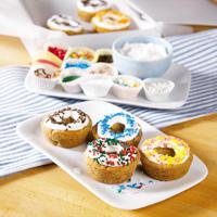 Glazed Donut Cookies