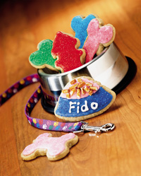 Fido's Favorite Things