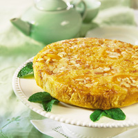 Honeyed Apricot Cake