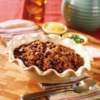 Hearty Chili with Black Beans