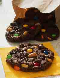 Super Chocolate Cookies