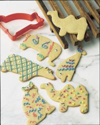 Peanut Butter Critter Cookies