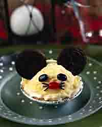 Christmas Mouse Ice Cream