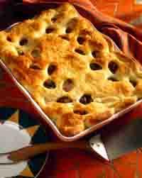 Ratatouille Pot Pie