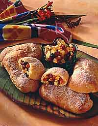 Tropical Pastries