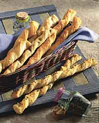 Breadstick Sampler