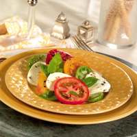 Tomato-Fresh Mozzarella Salad