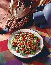 Southwestern Bean and Corn Salad