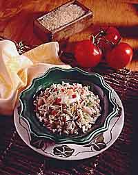 White Chili Pilaf