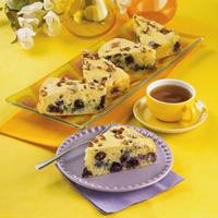 Blueberry-Walnut Coffee Cake