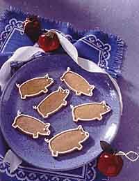 Finnish Spice Cookies (Nissu Nassu)