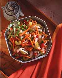 Chinese Mixed Pickled Vegetables