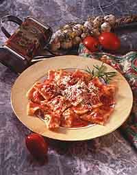 Four-Meat Ravioli