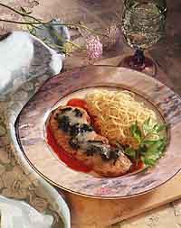Classic Veal Florentine