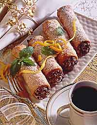 Cannoli Pastries