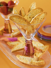 Classic Anise Biscotti