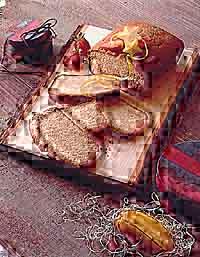 Orange-Almond Pound Cake