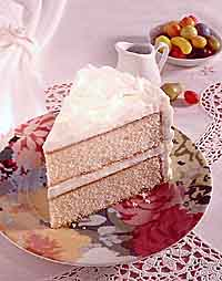 Aunt Ruth's Favorite White Cake