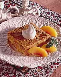 Peachy Pecan Cake