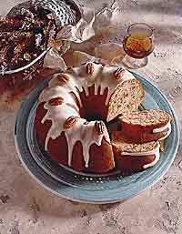 Brandy Pecan Cake