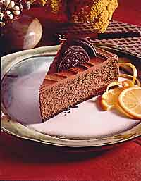 Chocolate Chocolate Cheesecake