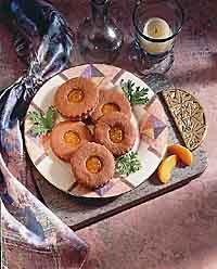 Peek-A-Boo Apricot Cookies