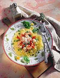 Neptune's Spaghetti Squash