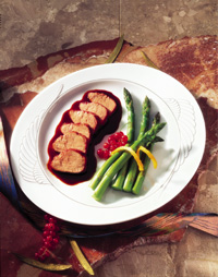 Glazed Pork Tenderloin (Calorie Watcher)