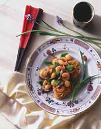 Easy Seafood Stir-Fry