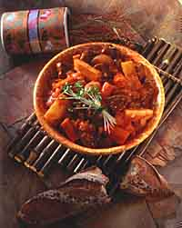 Aromatic Asian Beef Stew