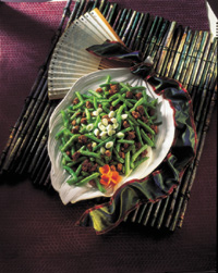 Dry-Cooked Green Beans
