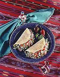 Tacos with Carnitas