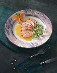 Three-Citrus Turkey Tenderloins