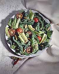 Green Chili Vegetable Salad