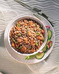 Couscous and Apricots
